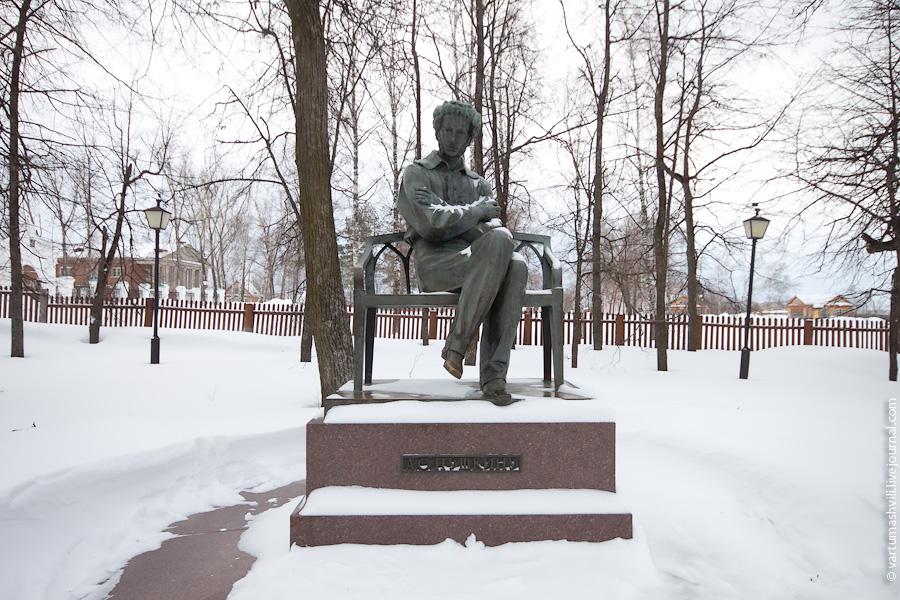 Пушикин Болдино зима.jpg
